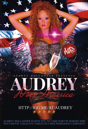 Audrey Does America