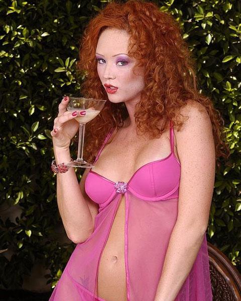 Porn Star Audrey Hollander