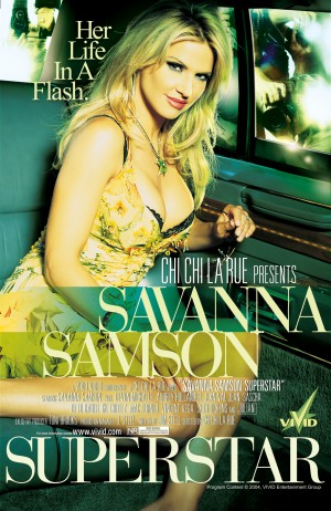 Savanna Samson Superstar